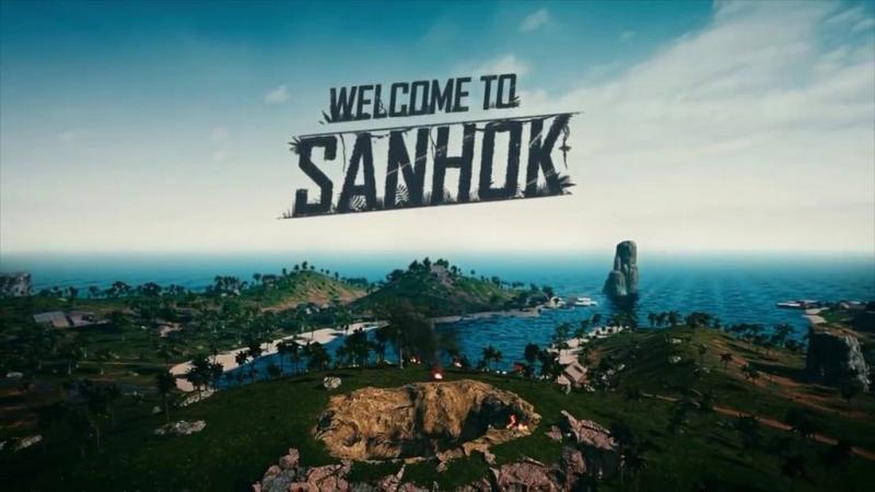 Hướng dẫn chiến bản đồ mới Sanhok với PUBGm 0.8 của Timi Studios Group