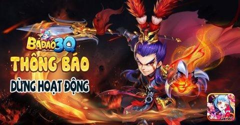 Bá đạo 3Q chính thức ngừng phát hành tại Việt Nam sau chưa đầy 4 tháng ra mắt