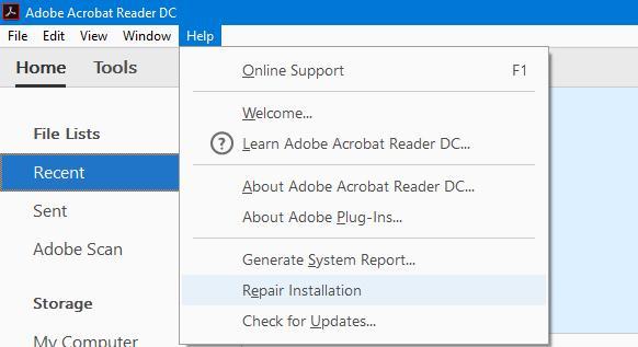 Hướng Dẫn sửa chữa, khôi phục data từ file PDF bị hỏng