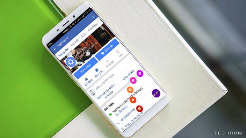 Trải nghiệm Facebook Lite Mod Menu nhỏ gọn và đa chức năng