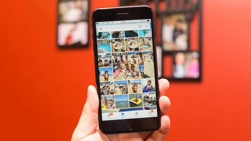 Hướng Dẫn hướng dẫn album ảnh trực tiếp trên iPhone/ iPad lên iCloud