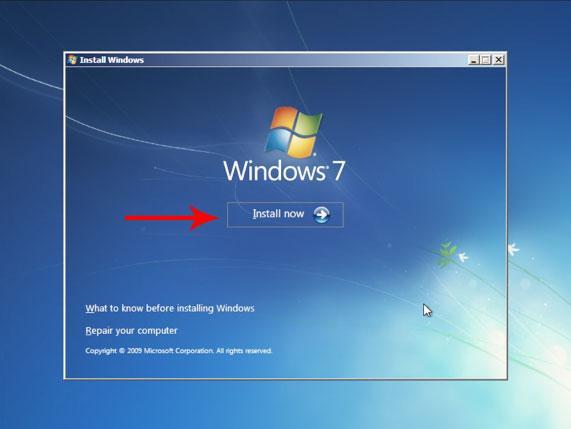 Hướng dẫn format ổ cứng và tạo phân vùng ổ cứng khi setup lại Windows
