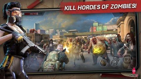 Left to Survive – tựa game hành động cố gắng sống sót theo phong hướng dẫn Left 4 Dead trên mobile