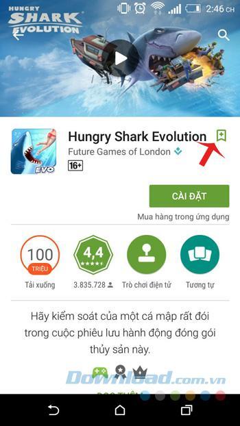 8 thủ thuật Google Play có thể bạn chưa biết