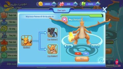 Những Pokemon dễ tìm, dễ nâng cấp được người chơi game Liên Quân Poke ưa dùng nhất
