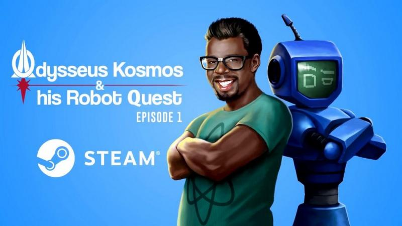 [máy tính] Nhận ngay bản quyền chương 1 của Odysseus Kosmos đang được tặng miễn phí trên Steam