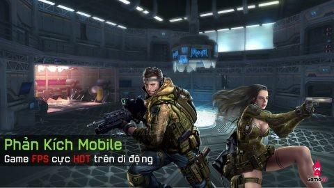 Phản Kích Mobile của VTC Online bất ngờ bị mua bởi một NPH Việt khác, đổi tên thành Tốc Chiến Mobile