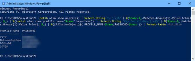 Hướng Dẫn xem mật khẩu Wifi trong Windows 10 bằng hướng dẫn sử dụng dòng lệnh