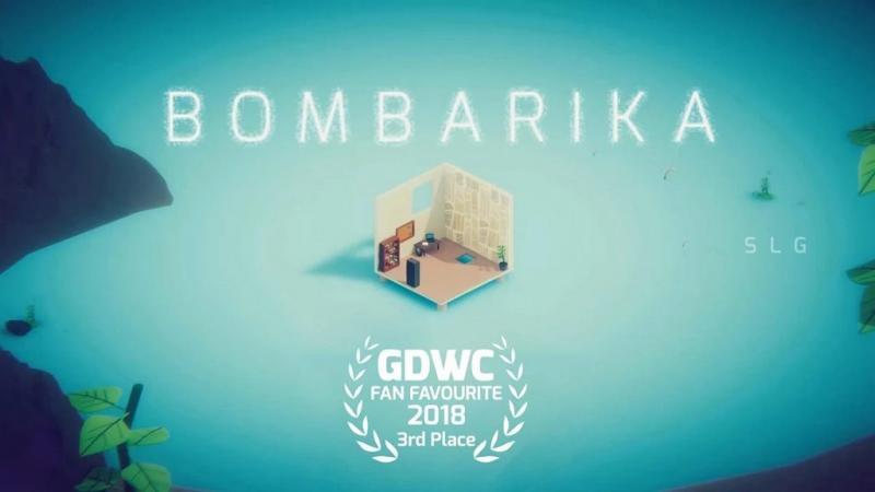 BOMBARIKA - Game mobile giải đố