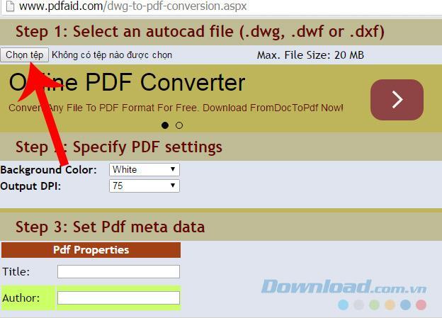 Hướng dẫn đọc file DWG không cần phần mềm