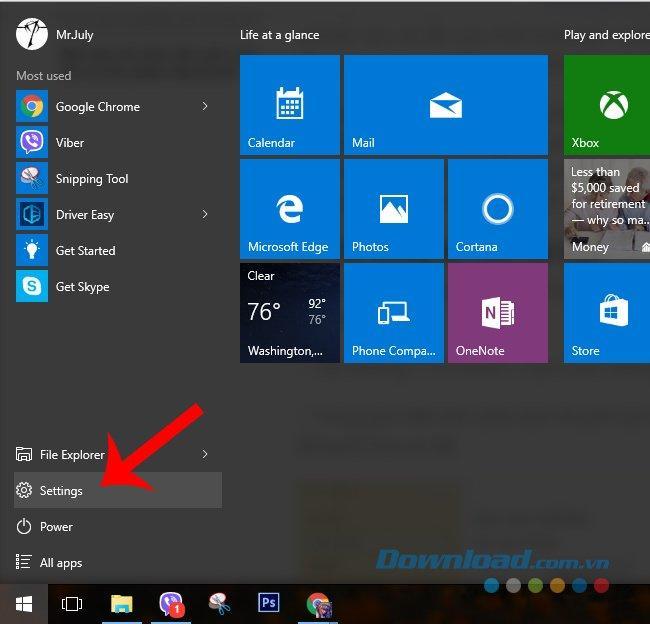 Hướng dẫn hướng dẫn xóa đồng bộ trên Windows 10