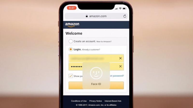 Hướng Dẫn xem lại mật khẩu đã lưu ở trình duyệt Safari trên iPhone hay iPad