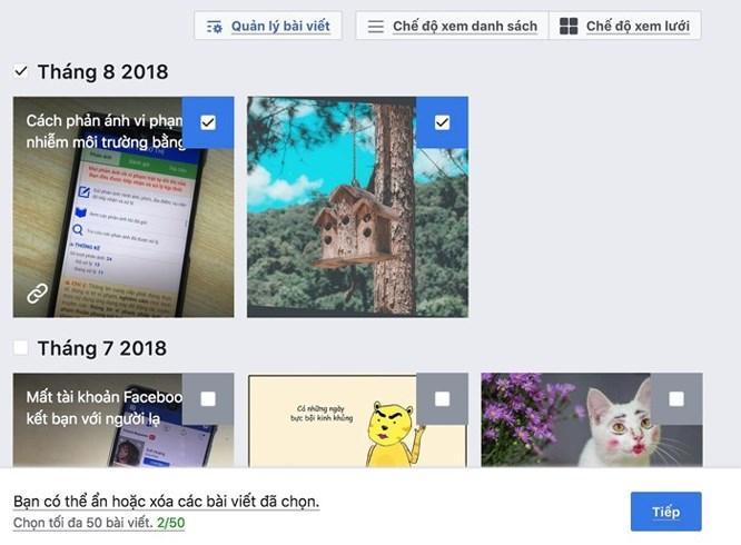 Hướng dẫn xóa data Facebook nhưng giữ lại tài khoản