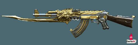 [CFL] Mở bán hôm nay: AK-47 Noble Gold