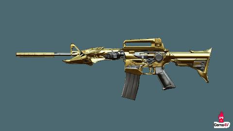 [CFL] Mở bán hôm nay: Báu vật hiếm M4A1-Noble Gold