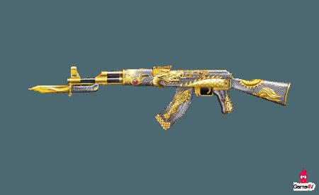 [CFL] Mở bán hôm nay: Rồng hoàng gia AK47-Noble Dragon