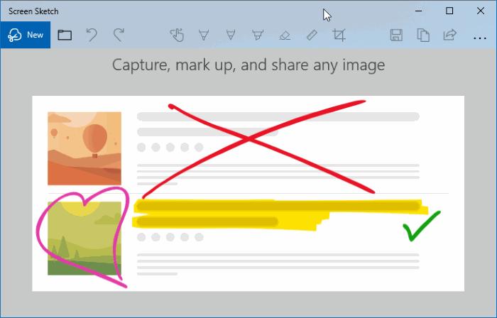 Làm thế nào để Gỡ bỏ Screen Sketch Trong Windows 10