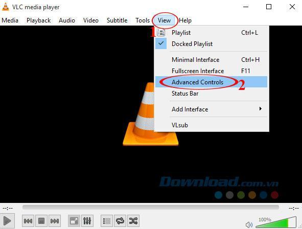 Cắt video nhanh chóng bằng VLC Media Player