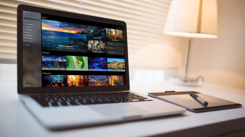 Hướng dẫn setup ảnh đẹp của Bing làm hình nền Desktop trên Windows 10
