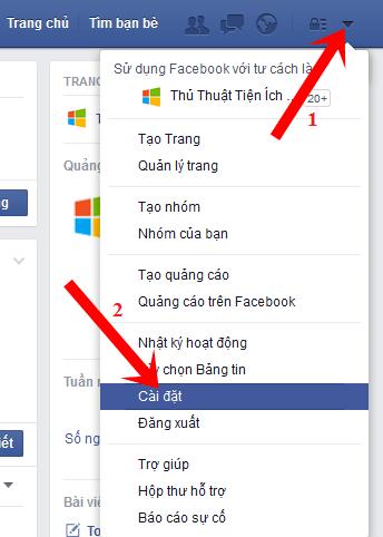 Hướng dẫn hướng dẫn khoá tài khoản Facebook