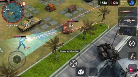 Nhiều người chơi game hụt hẫng khi thấy gameplay chính thức từ Arena Of Survivors