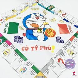 Những điểm nổi trội mà 360mobi Cờ Tỷ Phú chuyển thể khá tốt từ board game cùng tên