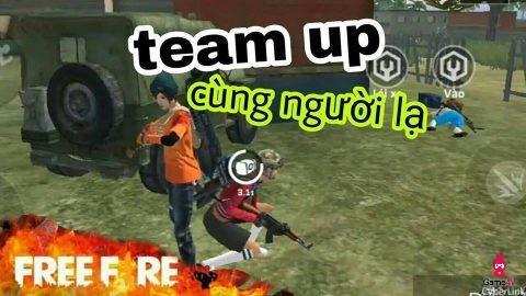Số lượng thánh game team up ngày càng xuất hiện nhiều trong Garena Free Fire