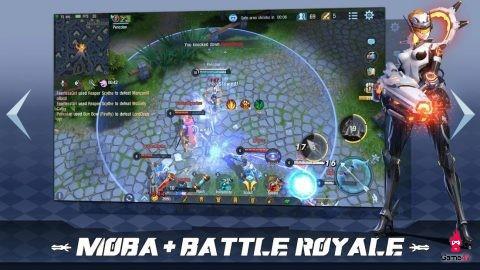 Tổng hợp những game mobile battle royale được pha trộn nhiều thể loại đáng chơi