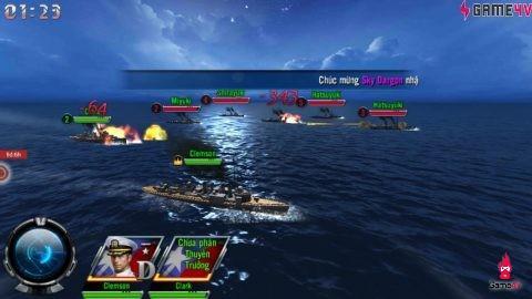 [Trải Nghiệm]Đại Chiến Hạm: Một trong những game hải chiến hiếm hoi trên thị trường Việt