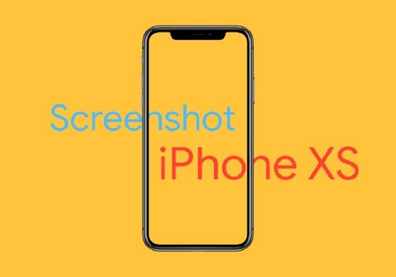 Hướng dẫn chụp ảnh màn hình trên iPhone XS, XS Max và XR nhanh chóng, đơn giản