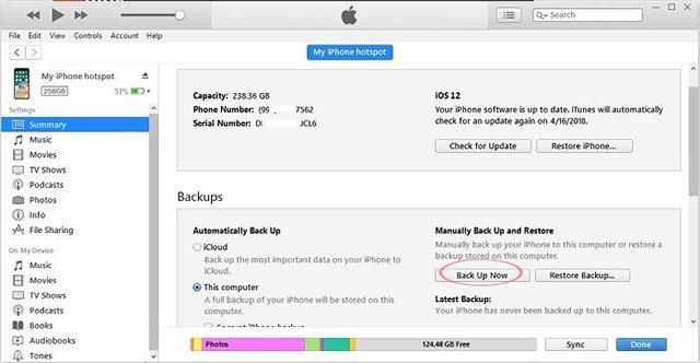Những thứ cần chuẩn bị trước khi nâng cấp iOS 12