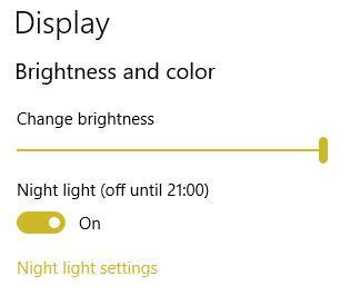 Người dùng Windows 10 nên sử dụng Night Light hay Dark Mode?