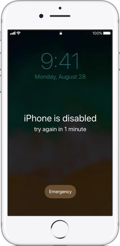 Quên mật khẩu iPhone/iPad hoặc máy của bạn bị bỏ thì xử lý thế nào?