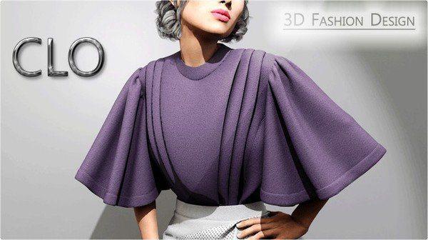 CLO 3D Fashion Design 4.2.224.35196 – Phần mềm thiết kế thời trang 3D chuyên nghiệp