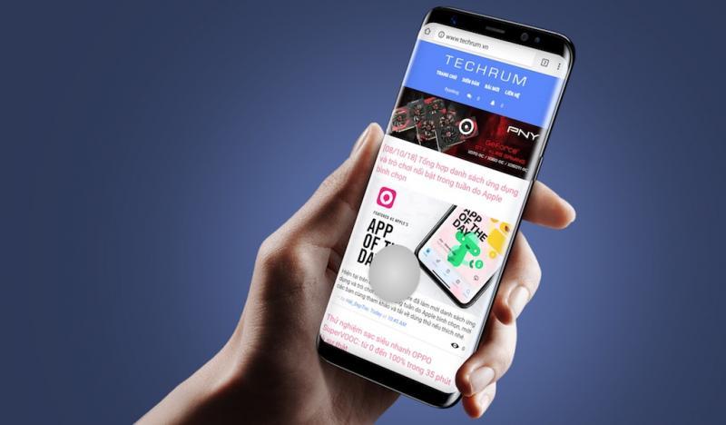 Sử dụng smartphone cỡ lớn đơn giản hơn với phần mềm miễn phí từ XDA Developers