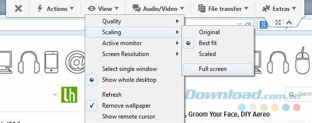 Các mẹo giúp sử dụng TeamViewer tốt hơn