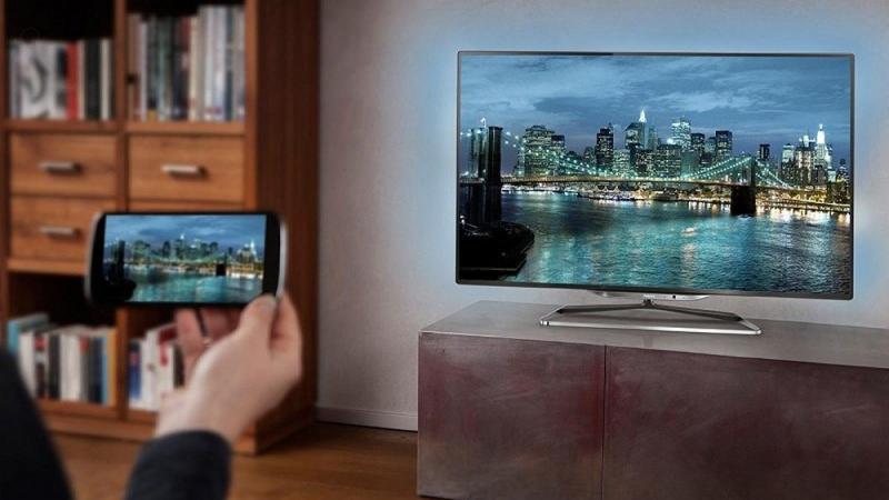 8 hướng dẫn truyền ảnh đẹp từ điện thoại lên Tivi đơn giản nhất