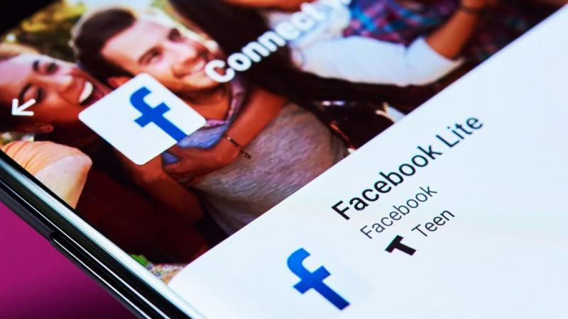 Hướng dẫn hướng dẫn sử dụng trước phiên bản Facebook Lite dành cho iOS