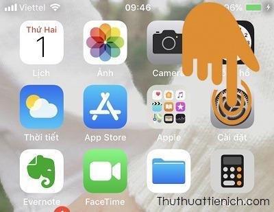 Hướng Dẫn bỏ tính năng độ sáng tự động trên iPhone/ iPad