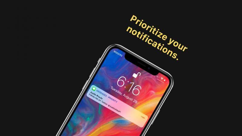 Làm nổi bật thông báo quan trọng với tinh chỉnh Priority