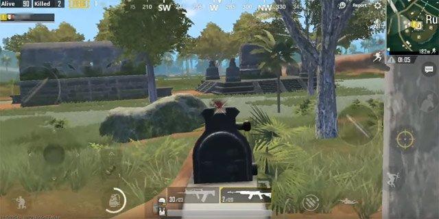 PUBG Mobile: Mẹo cải thiện lối chơi điều khiển khi chơi trên điện thoại