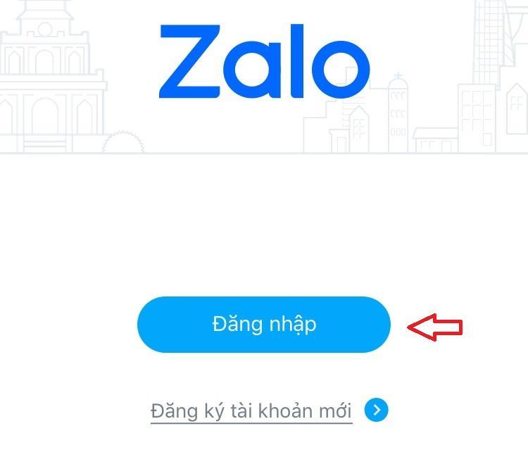 Hướng dẫn các bước lấy lại mật khảu Zalo của mình