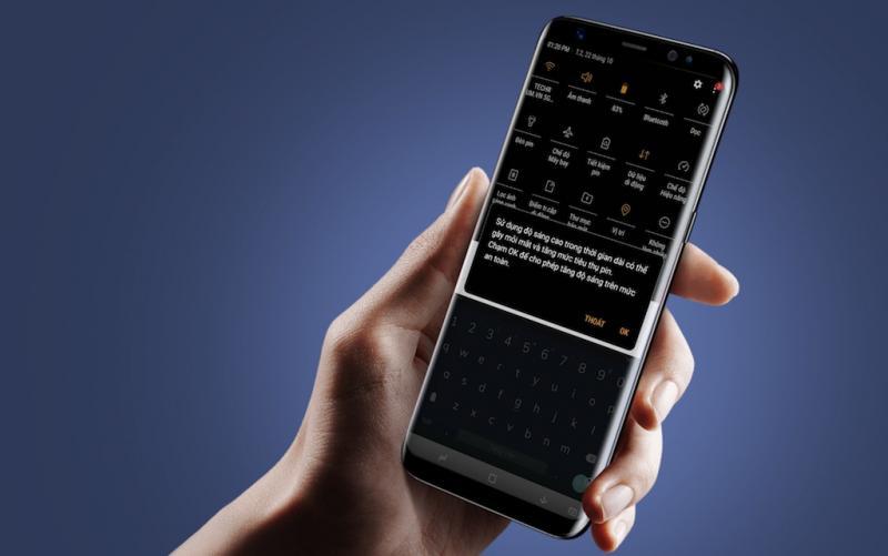Tắt những cảnh báo trên các máy Galaxy với SamFix Tool