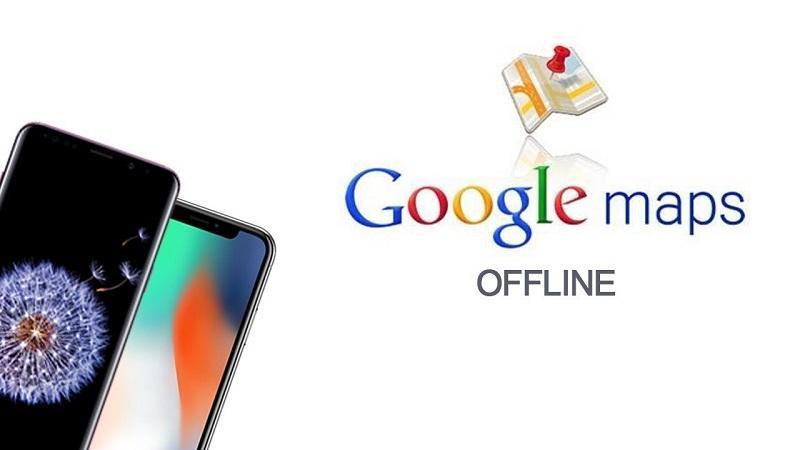 Hướng Dẫn dùng Google Maps mà không cần vào mạng trên iPhone 7