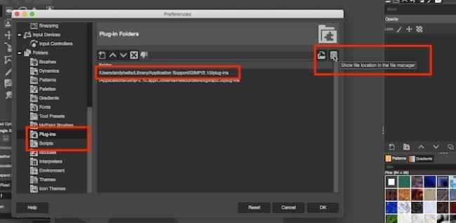 Những plugin GIMP tốt nhất và hướng dẫn setup chúng