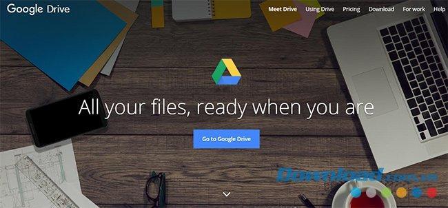 Hướng dẫn hướng dẫn giấu file trên Google Drive bằng file khác