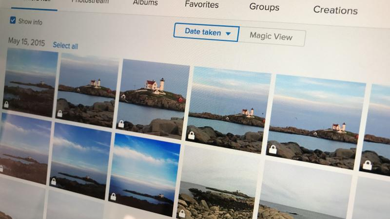 Hướng dẫn bộ nhớ ảnh đẹp trước khi Flickr xoá hết ảnh vượt quá giới hạn 1000 file
