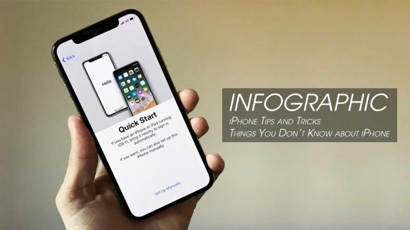 Những mẹo và thủ thuật có thể bạn chưa biết khi sử dụng iPhone