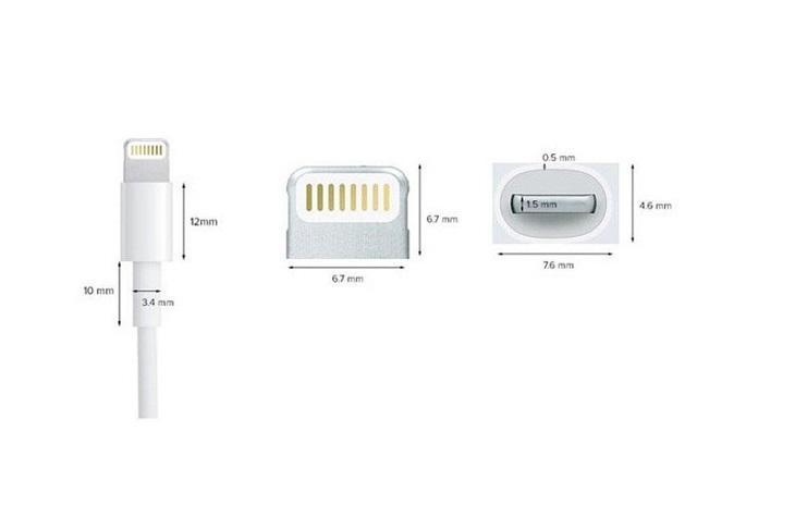 Lightning là gì?USB Type-C với Lightning cái nào tốt hơn?