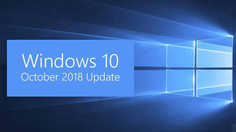 Download về ISO Windows 10 October (1809) bản mới nhất